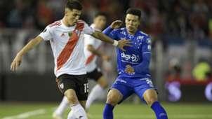 Exequiel Palacios Marquinhos Gabriel River Plate Cruzeiro Libertadores 23072019