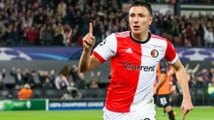Steven Berghuis, Feyenoord 10172017