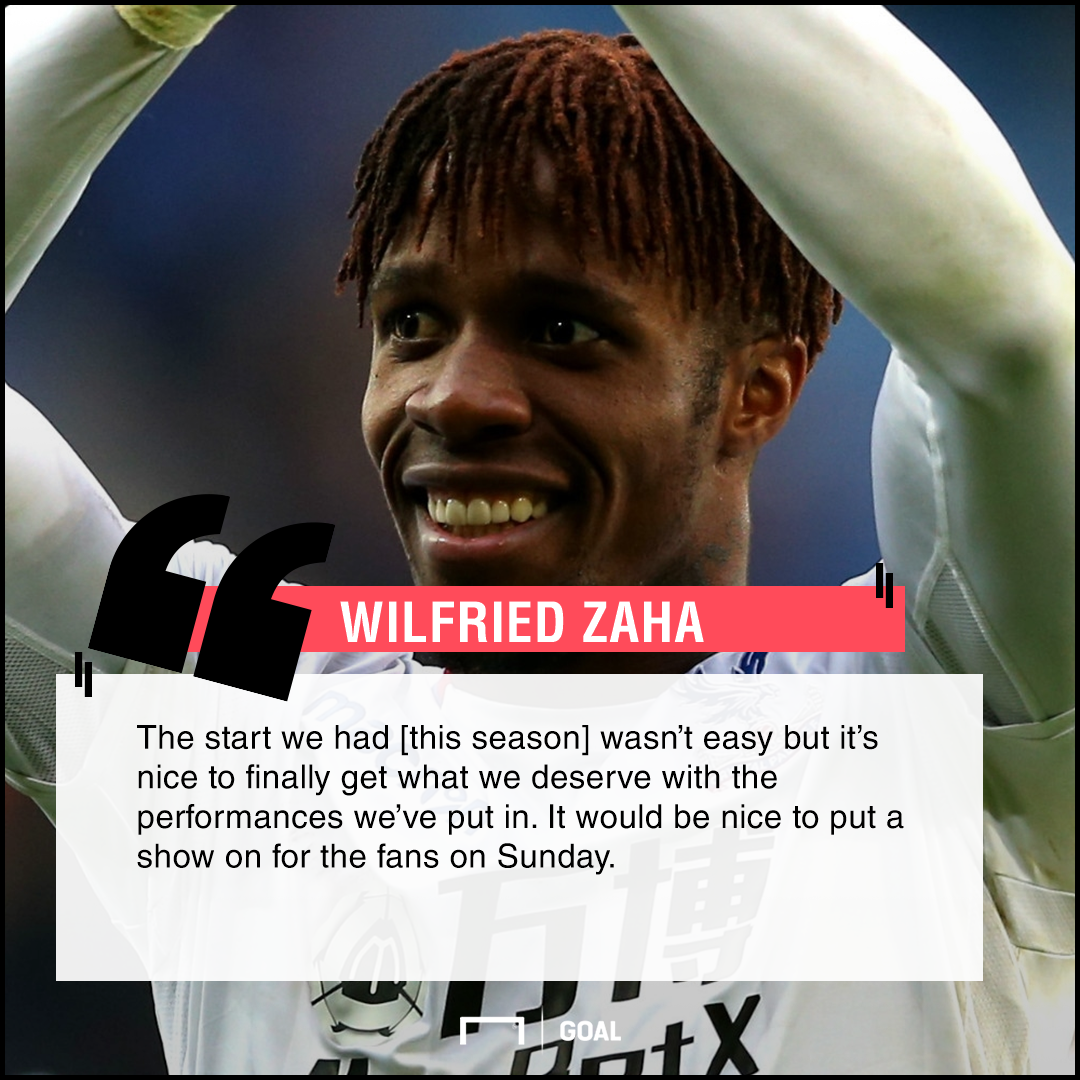 Wilfried Zaha ps