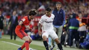 Banega Sevilla Real Sociedad LaLiga