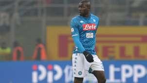 Kalidou Koulibaly Napoli 2018