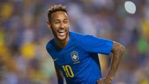 Neymar Brazil El Salvador Friendly 11092018