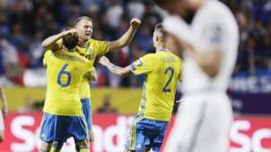 Ola Toivonen Sweden France World Cup Qualifiers 09062017