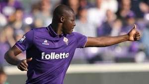 Khouma Babacar Fiorentina Lazio Serie A
