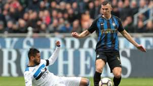 Inter Atalanta Palomino Perisic