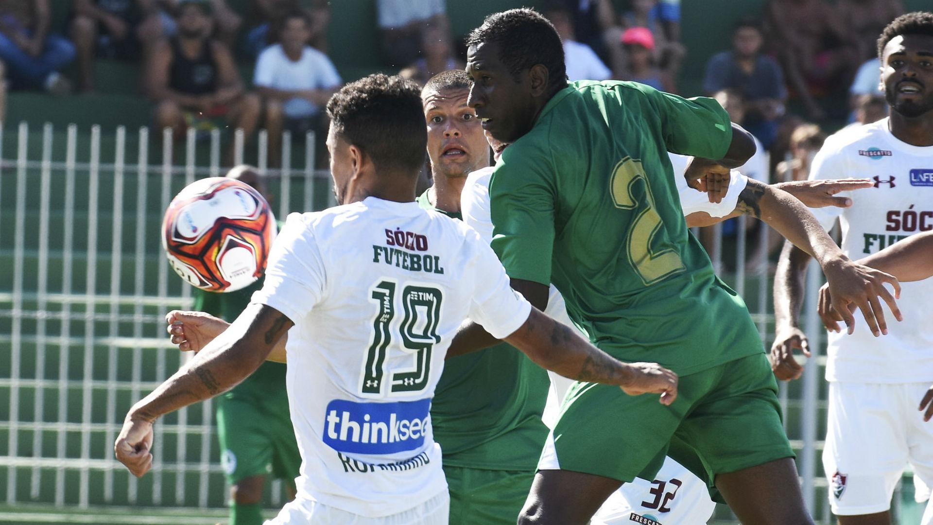 Boavista Fluminense Campeonato Carioca estadual 2018