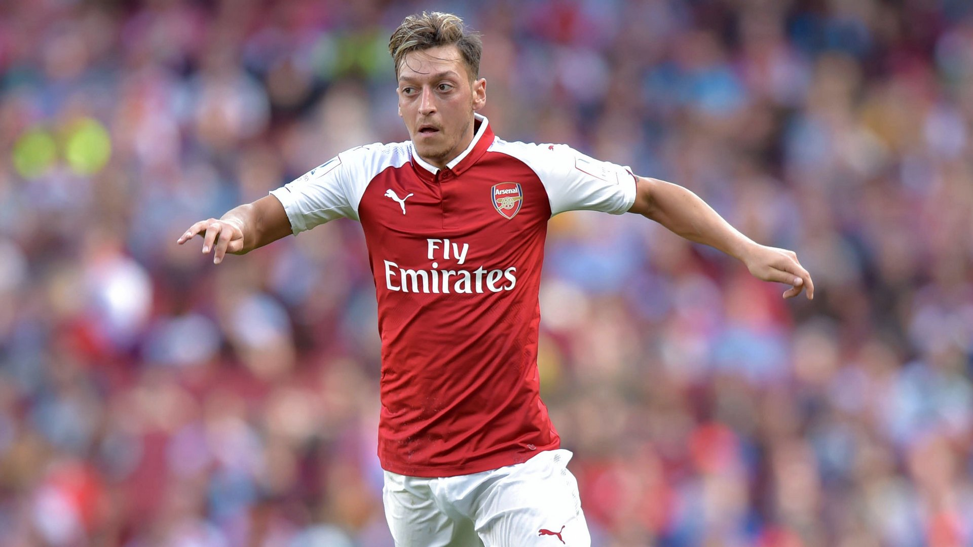 Ozil should choose Bundesliga return over Man Utd move, says Riedle