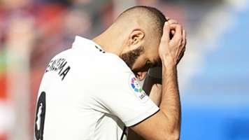 Karim Benzema Real Madrid 2018-19