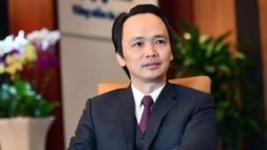 Chủ tịch tập đoàn FLC Trịnh Văn Quyết