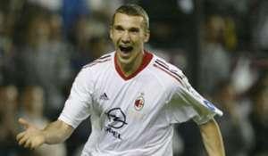Shevchenko Milan Juventus 2003
