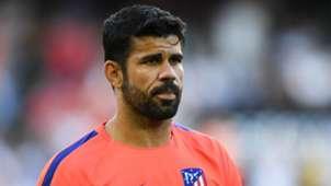 Diego Costa Atlético de Madrid 05 09 2018