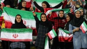 Mujeres. Irán Bolivia 16102018