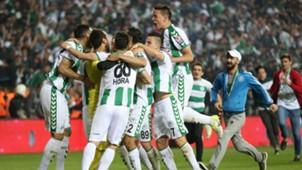 Atiker Konyaspor won Turkish cup
