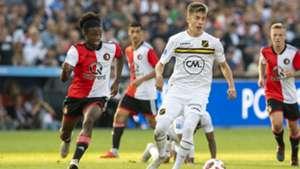 Luka Ilic, NAC Breda, Eredivisie 09022018
