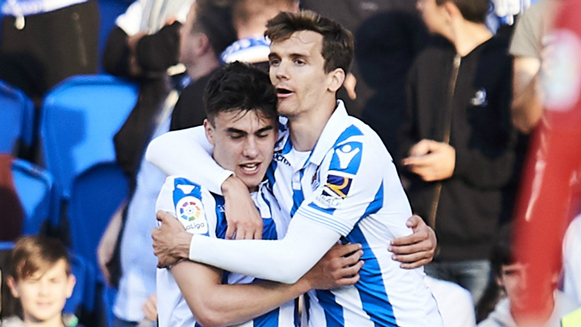 Ander Barrenetxea Real Sociedad 2018-19