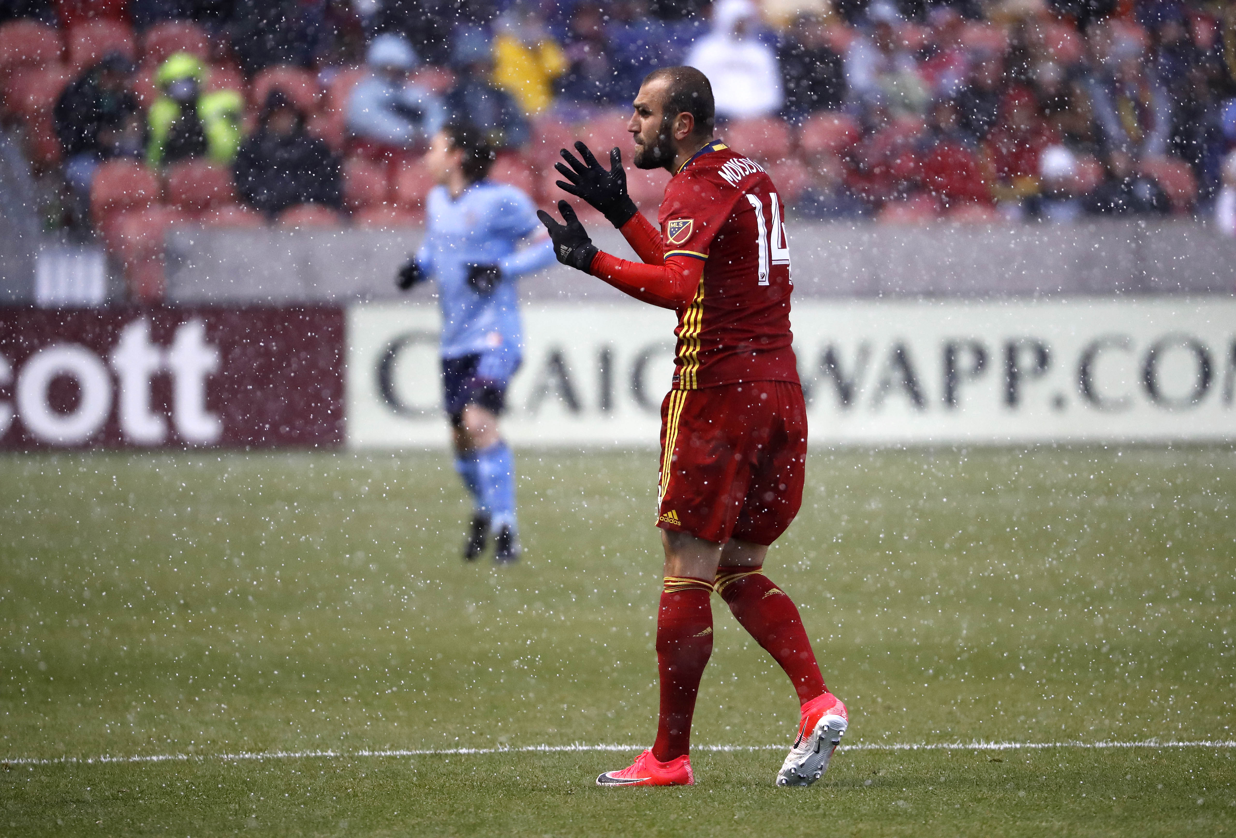 Yura Movsisyan, Real Salt Lake