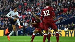 Dele Alli Tottenham Liverpool Premier League