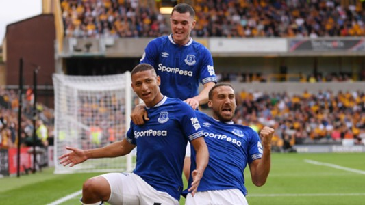 Richarlison Wolves Everton