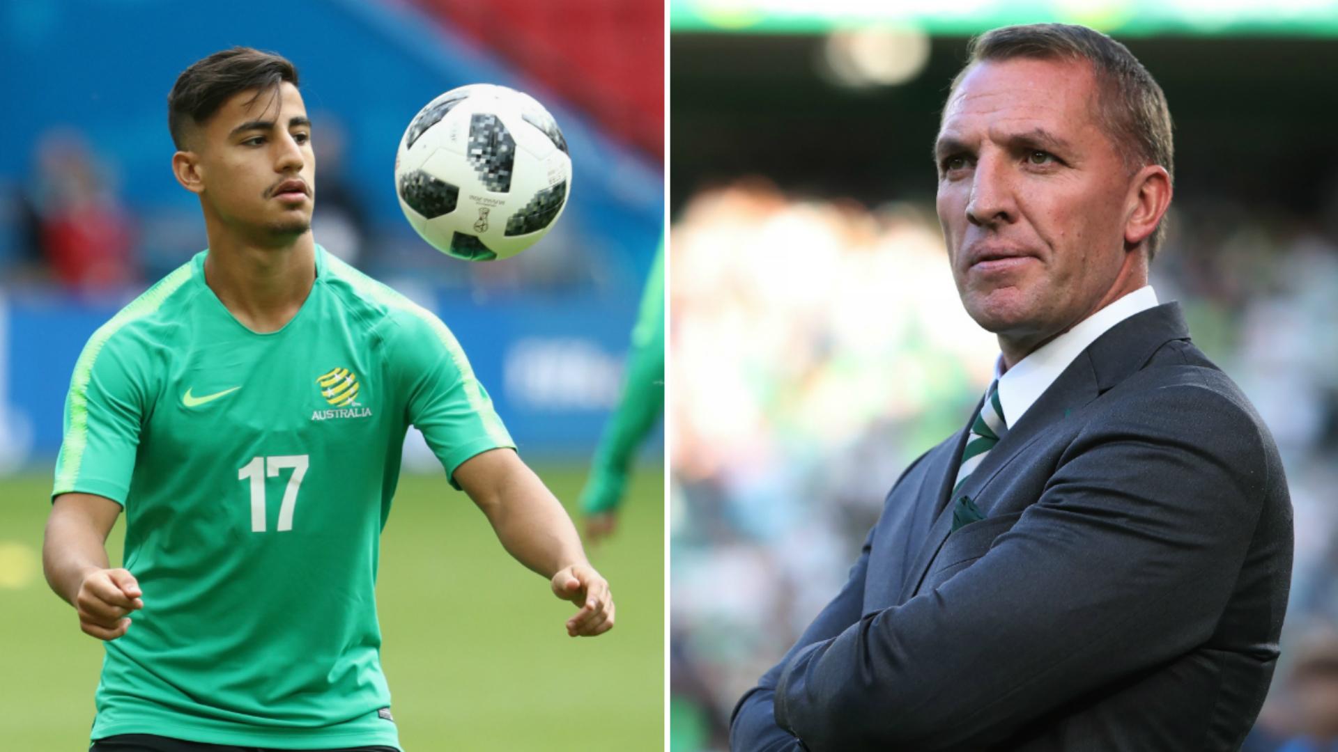 Arzani set for Celtic loan move