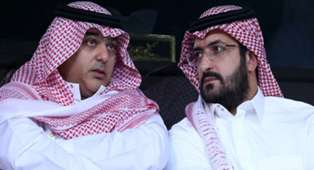 سعود آل سويلم وسلمان المالك