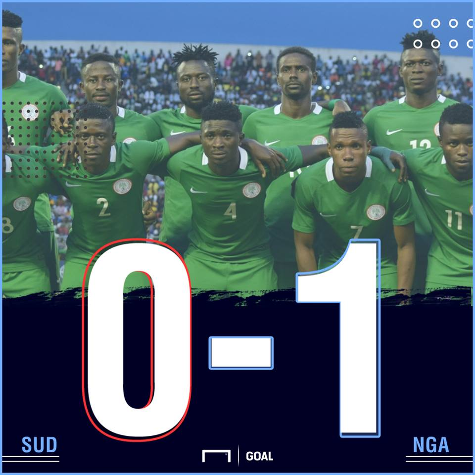 Nigeria Sudan CHAN PS