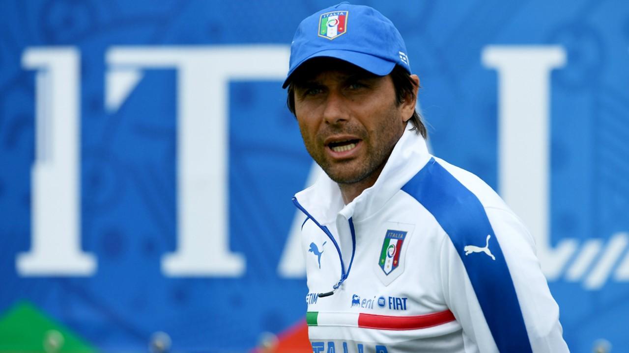 Antonio Conte Italy 10062016