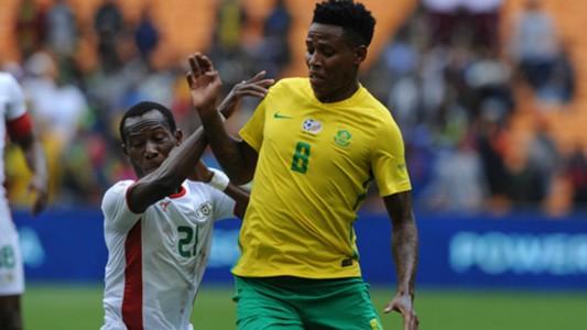 Burkina Faso, Cyrille Bayala & Bafana Bafana, Bongani Zungu