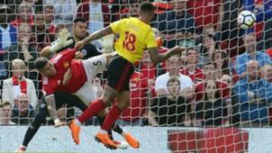 Manchester United Watford Sergio Romero 13052018