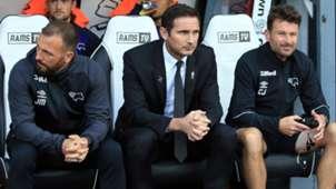 Jody Morris Frank Lampard Chris Jones Derby
