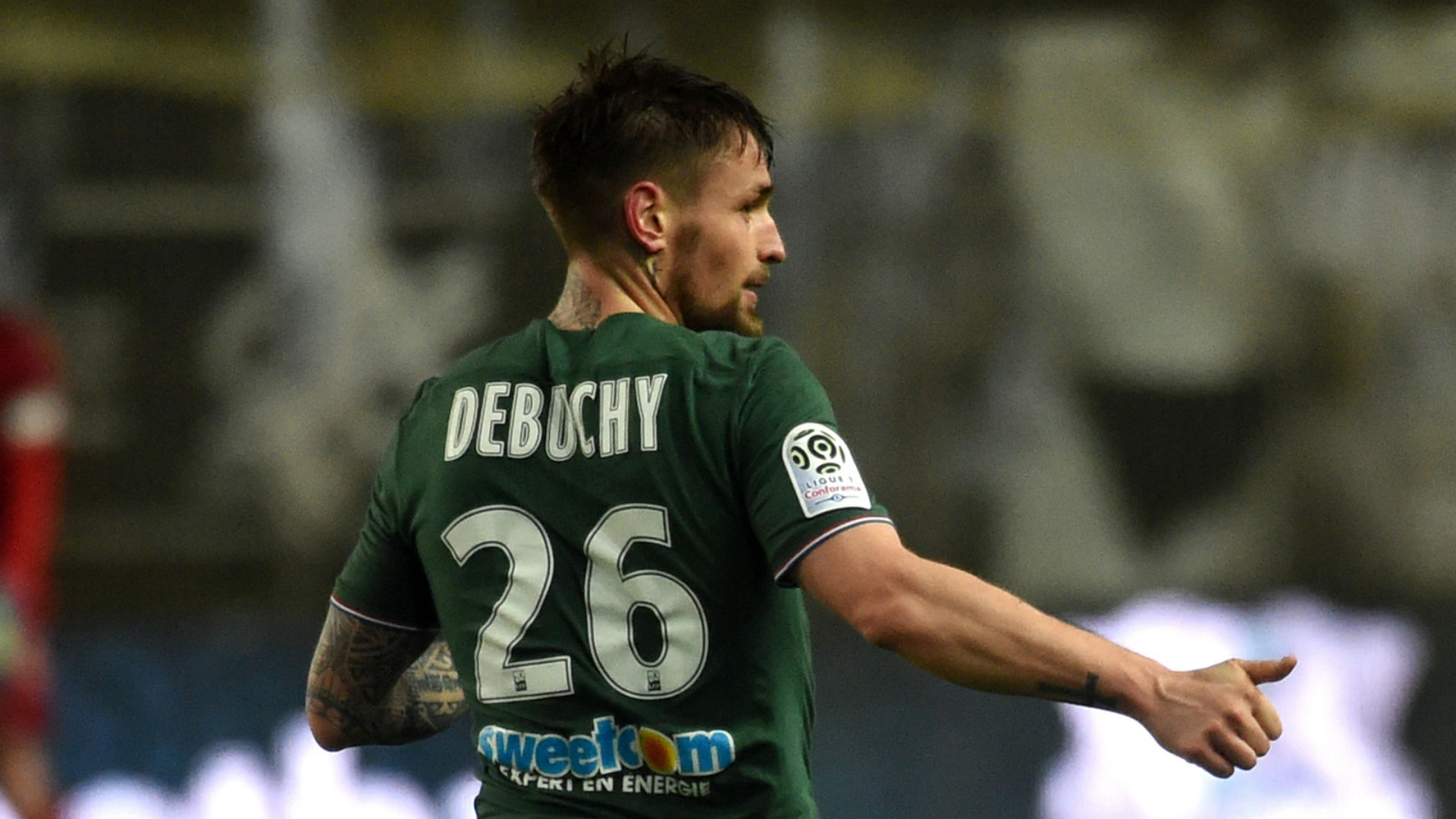 Mathieu Debuchy criticises Arsenal boss Arsene Wenger for blocking Manchester United approach