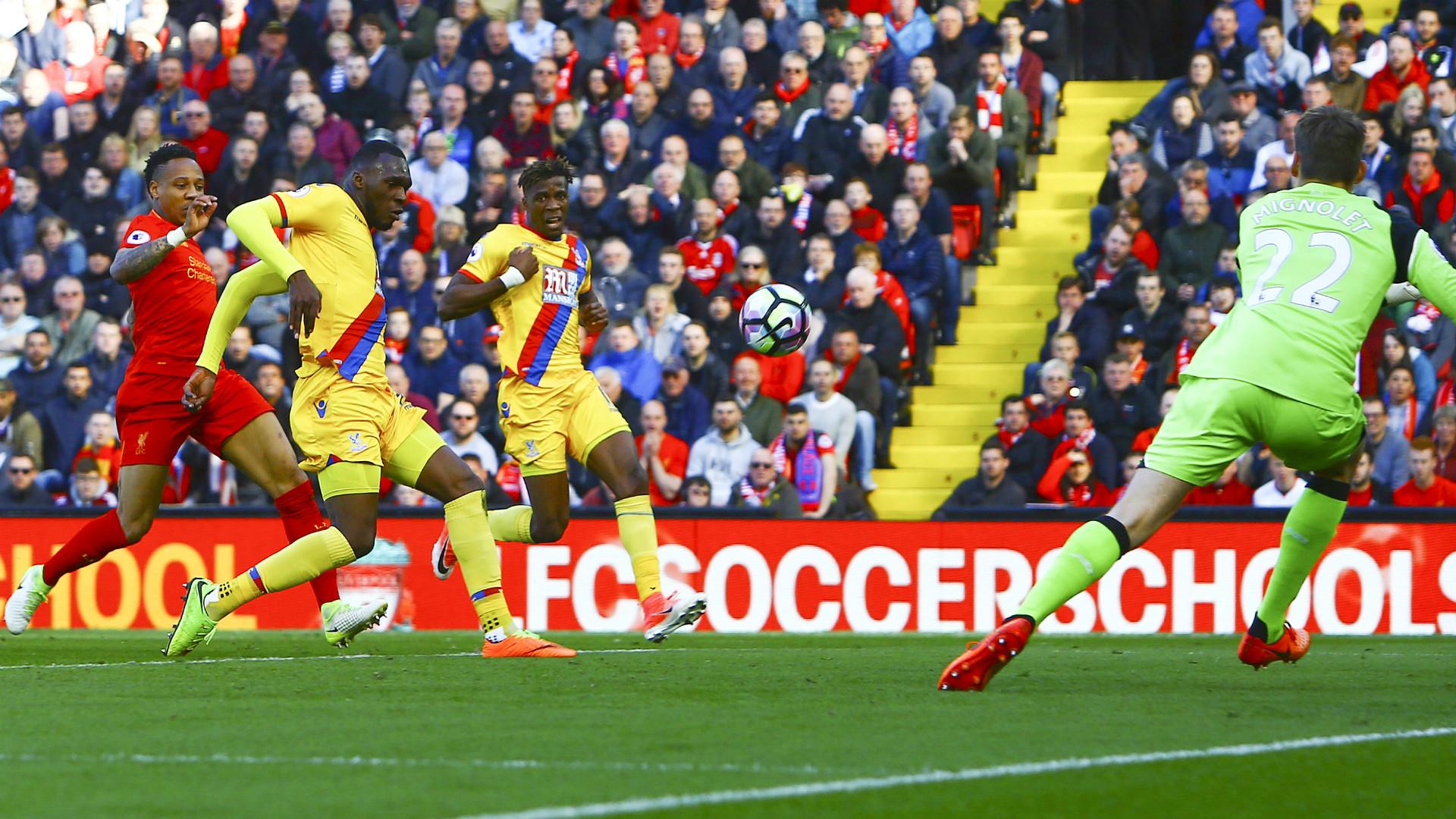 HD Christian Benteke goal