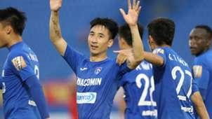 Nguyen Hai Huy Binh Duong vs Than Quang Ninh Round 11 V.League 2019
