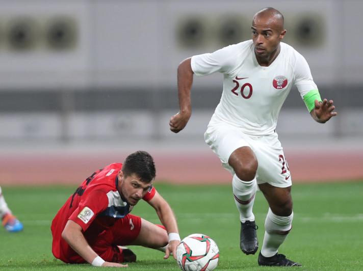 نتيجة بحث الصور عن موعد مباراة قطر وباراجواي
