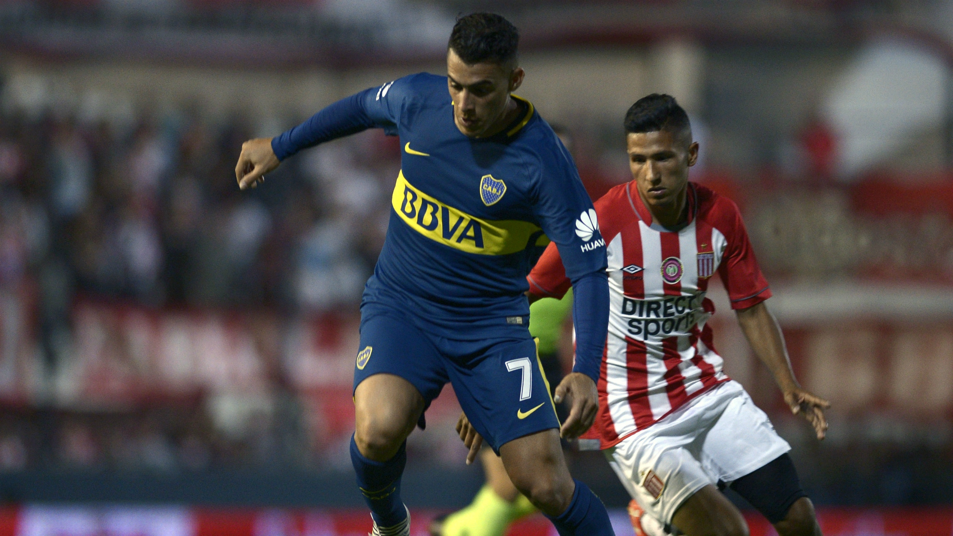 Cristian David Pavon Boca Junior Estudiantes Superliga 12102017