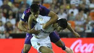 Facundo Roncaglia Goncalo Guedes Valencia Celta Vigo La Liga 26092018
