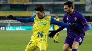 Astori Castro Chievo Fiorentina Serie A