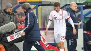 Thomas Müller FC Bayern DFB Pokal 0218
