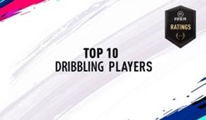 FIFA 19 top dribbling