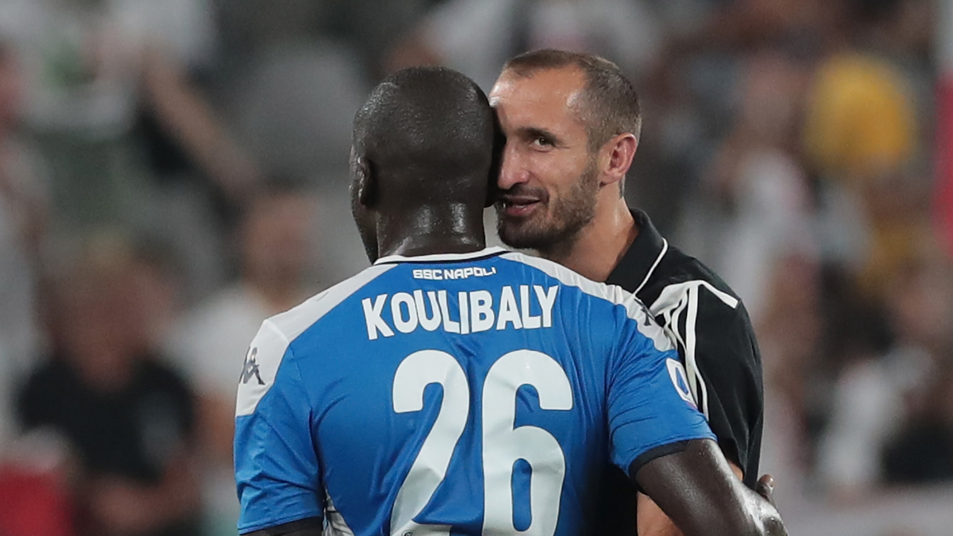 Napoli identify potential Koulibaly replacement