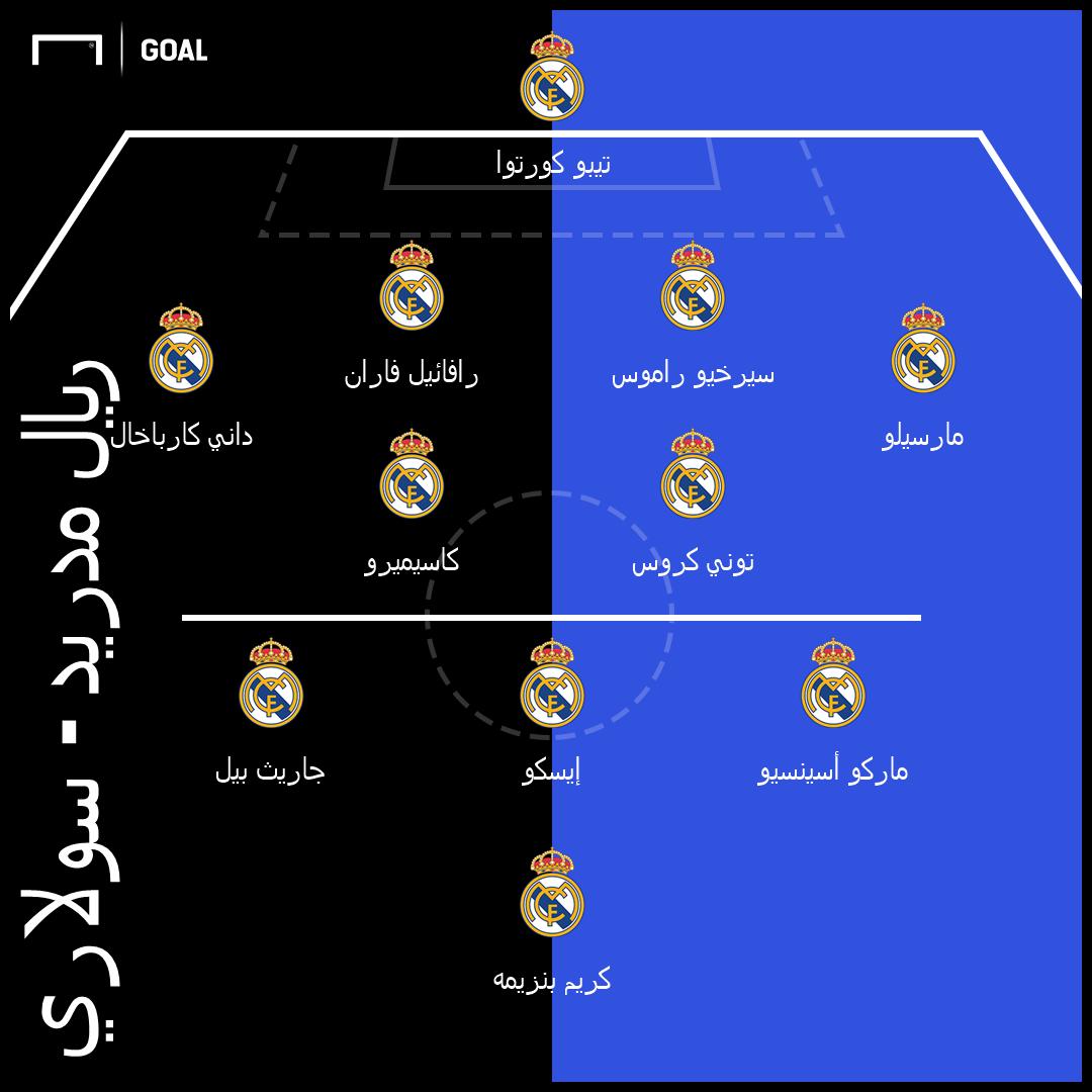 ريال مدريد سولاري