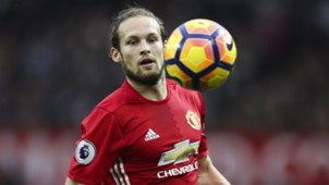 Daley Blind Manchester United 29102016