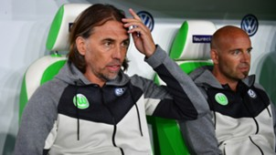 Martin Schmidt VfL Wolfsburg Bundesliga