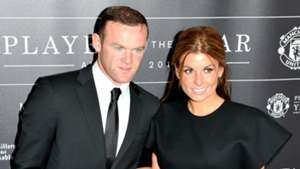 Wayne Rooney Coleen Rooney May 2014