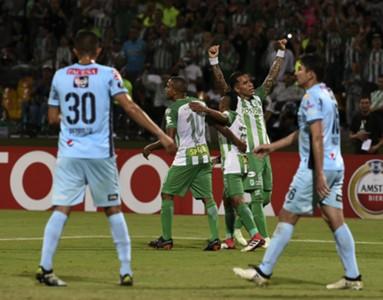 Atlético Nacional vs Bolívar Copa Libertadores 2018