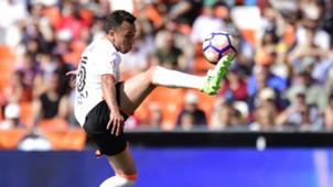 Fabian Orellana Valencia Sevilla La Liga
