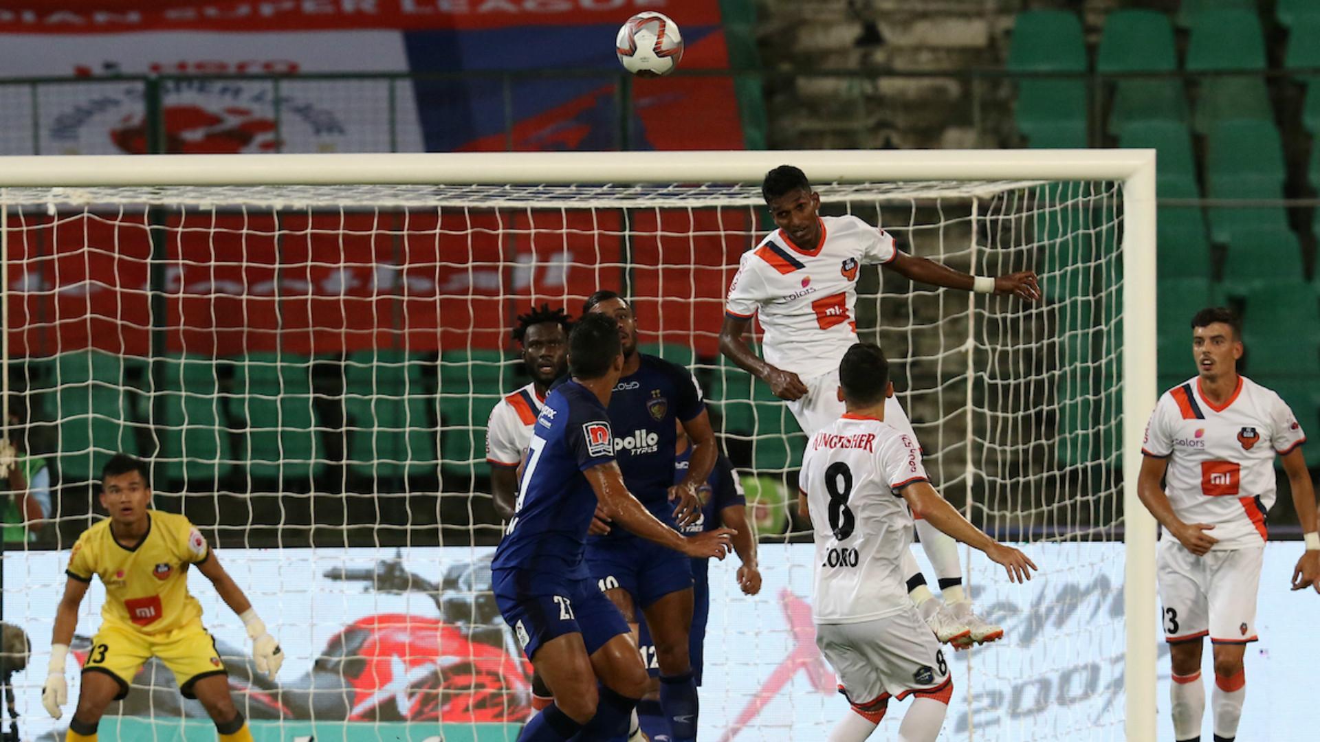 Chennaiyin vs FC Goa ISL 2018-19
