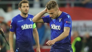 Immobile Lazio Europa League