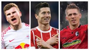 Daftar Topskor Bundesliga Jerman 2017/18