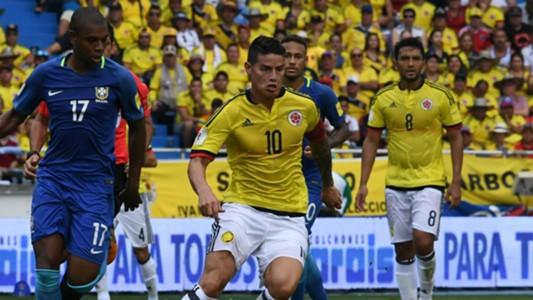 James Rodríguez - Brasil