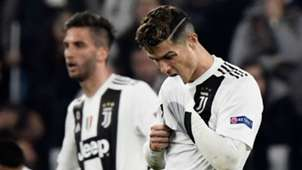 Cristiano Ronaldo Juventus Ajax Champions League 16 04 2019